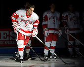 Max Nicastro (BU - 7) - The Boston University Terriers defeated the visiting Providence College Friars 2-1 on Saturday, October 23, 2010, at Agganis Arena in Boston, Massachusetts.