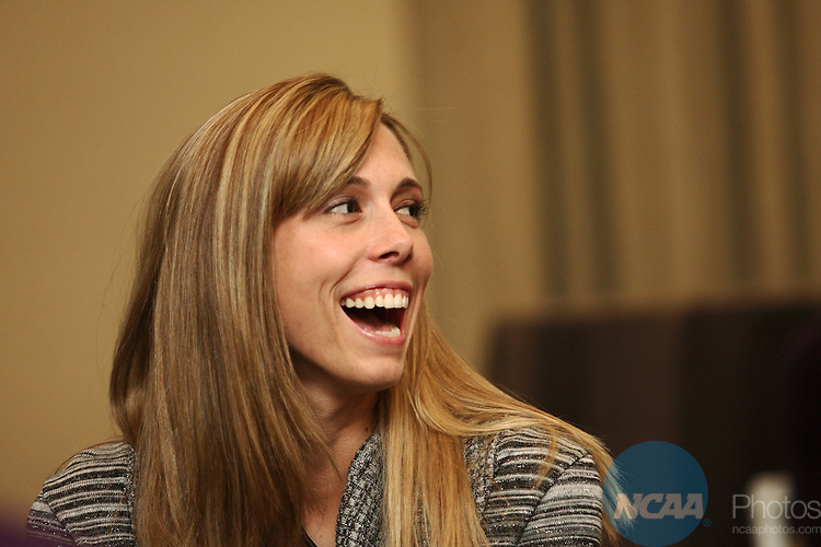 18 Oct 2008:  The 2008 NCAA Woman of the Year event was held in Indianapolis, IN. Trevor Brown, Jr./NCAA Photos