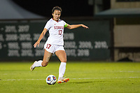 STANFORD, CA - NOVEMBER 22: Stanford, CA - November 22, 2019: Sam Hiatt at Laird Q. Cagan Stadium. The Stanford Cardinal defeated Hofstra 4-0 in the second round of the NCAA tournament. during a game between Hofstra and Stanford Soccer W at Laird Q. Cagan on November 22, 2019 in Stanford, California.