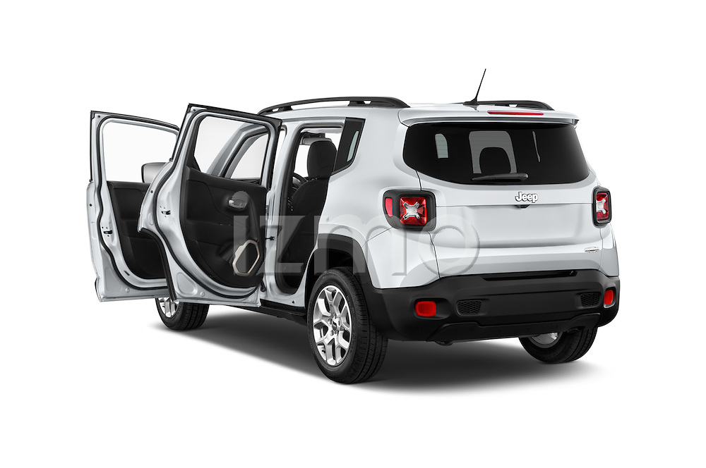 Car images of a 2015 JEEP Renegade Latitude Door Sport Utility Vehicle Doors