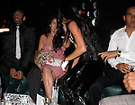Kobe Bryant with wife Vanessa Laine Bryant and Nicole Scherzinger with Lewis Hamilton..Paris Hilton Host the Opening Night of The Pussycat Dolls Lounge. After Party for American Music Awards..Viper Room NightClub..West Hollywood, CA, USA..Sunday, November 23, 2008..Photo By Celebrityvibe.com.To license this image please call (212) 410 5354; or Email: celebrityvibe@gmail.com ;.website: www.celebrityvibe.com