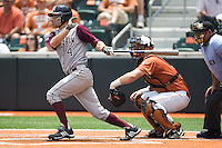 Greene, Brodie 0516.jpg.  Big 12 Baseball game with Texas A&M Aggies at Texas Lonhorns  at UFCU Disch Falk Field on May 9th 2009 in Austin, Texas. Photo by Andrew Woolley.