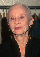 Jessica Tandy, 1993, Photo By John Barrett/PHOTOlink