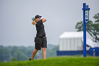 Caroline Hedwall (SWE) watches her tee shot on 3 during round 4 of the KPMG Women's PGA Championship, Hazeltine National, Chaska, Minnesota, USA. 6/23/2019.<br /> Picture: Golffile | Ken Murray<br /> <br /> <br /> All photo usage must carry mandatory copyright credit (© Golffile | Ken Murray)