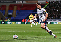 Bolton Wanderers' Yanic Wildschut<br /> <br /> Photographer Andrew Kearns/CameraSport<br /> <br /> The EFL Sky Bet Championship - Bolton Wanderers v Blackburn Rovers - Saturday 6th October 2018 - University of Bolton Stadium - Bolton<br /> <br /> World Copyright &copy; 2018 CameraSport. All rights reserved. 43 Linden Ave. Countesthorpe. Leicester. England. LE8 5PG - Tel: +44 (0) 116 277 4147 - admin@camerasport.com - www.camerasport.com