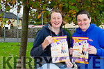 Eileen Dennehy and Therese Cronin pictured last Saturday ahead of a special 10K event to take place on the 17th October to raise funds for Duagh Tidy Towns.