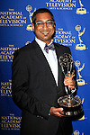 LOS ANGELES - JUN 20: Suren Wijeyaratne at The 41st Daytime Creative Arts Emmy Awards Gala in the Westin Bonaventure Hotel on June 20th, 2014 in Los Angeles, California