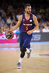 League ACB-ENDESA 2017/2018. Game: 1.<br /> FC Barcelona Lassa vs Baskonia: 87-82.<br /> Pau Ribas.