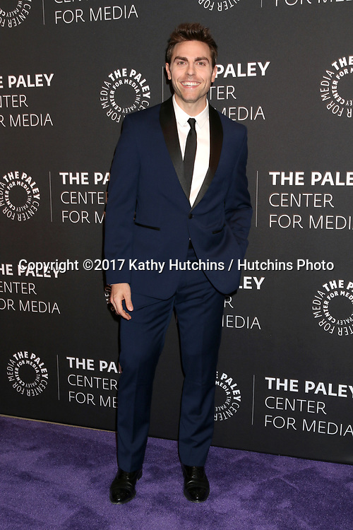 """LOS ANGELES - MAY 18:  Colt Prattes at the 2017 PaleyLive LA - """"Dirty Dancing: The New ABC Musical Event"""" Premiere Screening And Conversation at the Paley Center for Media on May 18, 2017 in Beverly Hills, CA"""