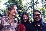 James Gang 1971 Joe Walsh, Dale Peters and Jim Fox<br /> &copy; Chris Walter