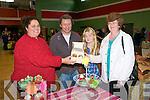 Ballybunion Craft Fair : Attending the Annual Ballybunion Craft  Fair on Sunday last were Mandy Trant, Maurice Hannon, Listowel , Sarah & Noreen Long from Ballybunion.