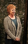 Becky Ann Baker during the Opening Night Curtain Call for the Playwrights Horizons World Premiere Production of 'The Great God Pan' at Playwrights Horizons Theatre in New York City on December 18, 2012