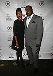 Honoree Verneda White and DJ Jon Quick Attend The 4th Annual Beauty and the Beat: Heroines of Excellence Awards Honoring Outstanding Women of Color on the Rise Hosted by Wilhelmina and Brand Jordan Model Maria Clifton Held at the Empire Room, NY 3/22/13