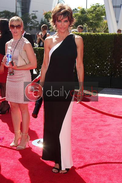 Lisa Rinna<br /> at the Primetime Creative Arts Emmy Awards  2013 Arrivals, Nokia Theater, Los Angeles, CA, 09-15-13<br /> David Edwards/DailyCeleb.Com 818-249-4998