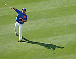 Daisuke Matsuzaka (Mets),<br /> AUGUST 27, 2013 - MLB :<br /> Daisuke Matsuzaka of the New York Mets before the Major League Baseball game against the Philadelphia Phillies at Citi Field in Flushing, New York, United States. (Photo by AFLO)