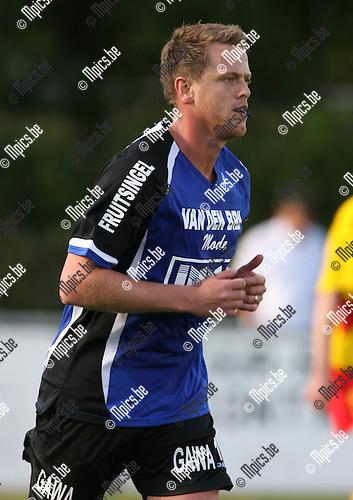 2007-07-28 / Voetbal / FC Rupel Boom / Geoffrey Peytier .
