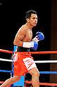 Terdsak Kokietgym (THA),.APRIL 6, 2012 - Boxing :.Terdsak Kokietgym of Thailand during the WBC super featherweight title bout at Tokyo International Forum in Tokyo, Japan. (Photo by Mikio Nakai/AFLO)