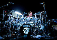 PHOTO BY &copy; STEPHEN DANIELS    05/08/2010 <br /> The Faces at O2 Dome Arena, London. <br /> Kenney Jones