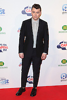 Sam Smith attending the Capital Radio Jingle Bell Ball 2014, at the O2, London. 07/12/2014 Picture by: Alexandra Glen / Featureflash