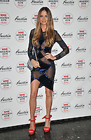 Alicia Rountree attends the NME Awards 2016 with Austin, Texas, O2 Academy Brixton, Stockwell Road, London, UK, on Wednesday 17 February 2016.<br /> CAP/CAN<br /> &copy;CAN/Capital Pictures /MediaPunch ***NORTH AND SOUTH AMERICAS ONLY***