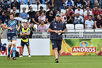 Vern Cotter Coach of Montpellier during the Top 14 semi final match between Montpellier Herault Rugby and Lyon on May 25, 2018 in Lyon, France. (Photo by Alexandre Dimou/Icon Sport)