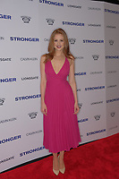 www.acepixs.com<br /> <br /> September 14 2017, New York City<br /> <br /> Maggie Geha arriving at the premiere of 'Stronger'  at the Walter Reade Theater on September 14, 2017 in New York City.<br /> <br /> By Line: Curtis Means/ACE Pictures<br /> <br /> <br /> ACE Pictures Inc<br /> Tel: 6467670430<br /> Email: info@acepixs.com<br /> www.acepixs.com
