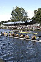 Henley, GREAT BRITAIN, Princess Elizabeth Challenge Cup, Bucks Station Shawnigan Lake, CANADA and Berks Station, Shrewsbury School. 2008 Henley Royal Regatta  on Saturday, 05/07/2008,  Henley on Thames. ENGLAND. [Mandatory Credit:  Peter SPURRIER / Intersport Images] Rowing Courses, Henley Reach, Henley, ENGLAND . HRR