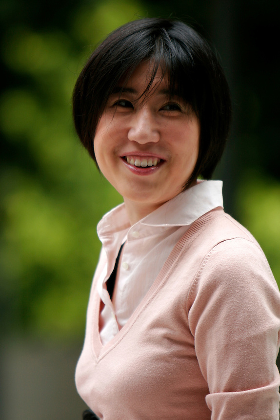 Sanghee Oh in Los Angeles, Calif. on Monday, June 13, 2009.   (Photo by Bryce Yukio Adolphson,  © 2009)