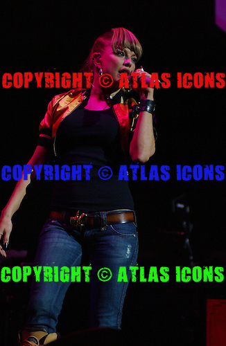 BLACK EYED PEAS: FERGIE: Live, Madison Square Garden: New York City:.Photo Credit: Eddie Malluk/Atlas Icons.com