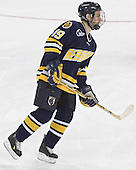 Derek Pallardy - Boston College defeated Merrimack College 3-0 with Tim Filangieri's first two collegiate goals on November 26, 2005 at Kelley Rink/Conte Forum in Chestnut Hill, MA.