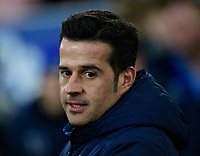 Everton manager Marco Silva<br /> <br /> Photographer Chris Vaughan/CameraSport<br /> <br /> Emirates FA Cup Third Round - Everton v Lincoln City - Saturday 5th January 2019 - Goodison Park - Liverpool<br />  <br /> World Copyright &copy; 2019 CameraSport. All rights reserved. 43 Linden Ave. Countesthorpe. Leicester. England. LE8 5PG - Tel: +44 (0) 116 277 4147 - admin@camerasport.com - www.camerasport.com