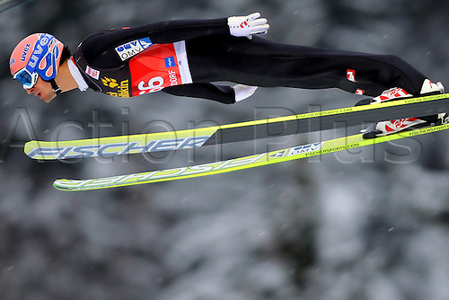 28.12.2010 Nordic Ski Jumping FIS World Cup Vierschanzen Tour Training and Qualification in Oberstdorf Germany. Picture shows Andreas Kofler AUT