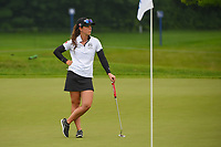 Nuria Iturrioz (ESP) waits to putt on 11 during round 4 of the KPMG Women's PGA Championship, Hazeltine National, Chaska, Minnesota, USA. 6/23/2019.<br /> Picture: Golffile | Ken Murray<br /> <br /> <br /> All photo usage must carry mandatory copyright credit (© Golffile | Ken Murray)