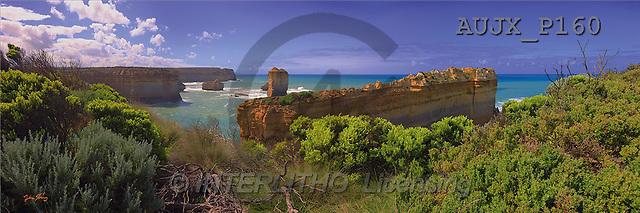Dr. Xiong, LANDSCAPES, panoramic, photos, Razorback, Australia(AUJXP160,#L#)