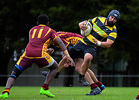 Action from the Northland premier club rugby match between Hora Hora and Waipu at Hora Hora Sports Park in Whangarei, New Zealand on Saturday, 3 June 2017. Photo: Dave Lintott / lintottphoto.co.nz