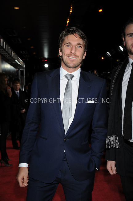 WWW.ACEPIXS.COM . . . . .....November 11, 2008. New York City.....Henrik Lundqvist attends the 'Quantum of Solace' Premiere held at the AMC Lincoln Square on November 11, 2008 in New York City...  ....Please byline: Kristin Callahan - ACEPIXS.COM..... *** ***..Ace Pictures, Inc:  ..Philip Vaughan (646) 769 0430..e-mail: info@acepixs.com..web: http://www.acepixs.com
