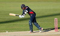 Daniel Bell-Drummond bats for Kent during the Vitality Blast T20 game between Kent Spitfires and Essex Eagles at the St Lawrence Ground, Canterbury, on Thu Aug 2, 2018