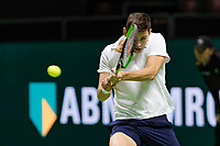 ABNAMRO World Tennis Tournament, 15 Februari, 2018, Rotterdam, The Netherlands, Ahoy, Tennis, Filip Krajinovic (SRB)<br /> <br /> Photo: www.tennisimages.com