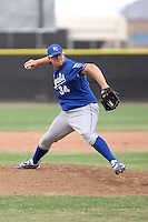 Tyler Graham - Kansas City Royals - 2010 Instructional League.Photo by:  Bill Mitchell/Four Seam Images..