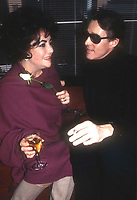 Liz Taylor Halston1202.JPG<br /> Celebrity Archaeology <br /> New York, NY<br /> 1978 FILE PHOTO<br /> Liz Taylor Halston<br /> Photo by Adam Scull-PHOTOlink.net