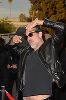 HOLLYWOOD, CA - OCTOBER 23: Jeffrey Dean Morgan at AMC Presents Live, 90-Minute Special Edition of 'Talking Dead' at Hollywood Forever on October 23, 2016 in Hollywood, California. Credit: David Edwards/MediaPunch