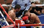Jorge Linares una clara y vital victoria por decisión unánime sobre el texano Ricardo Rocky Juárez y gano titulo bacante de la asociacion mundial de boxeo