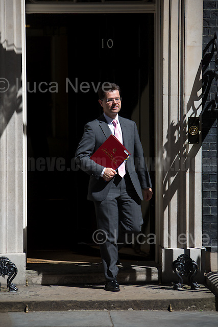James Brokenshire MP (Secretary of State for Northern Ireland).<br />