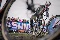 Sam Noel (USA)<br /> <br /> Men&rsquo;s U23 race<br /> <br /> UCI 2019 Cyclocross World Championships<br /> Bogense / Denmark<br /> <br /> &copy;kramon