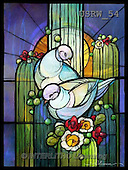 Randy, CHRISTMAS SYMBOLS, WEIHNACHTEN SYMBOLE, NAVIDAD SÍMBOLOS, paintings+++++Doves-on-Saguaro-stained-glass,USRW54,#xx# church window,stained glass