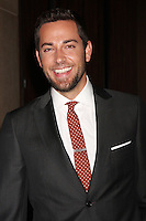 Zachary Levi at the Alliance for Women in Media Foundation's 37th Annual Gracie National Awards at The Beverly Hilton Hotel on May 22, 2012 in Beverly Hills, California. ©mpi28/MediaPunch Inc.