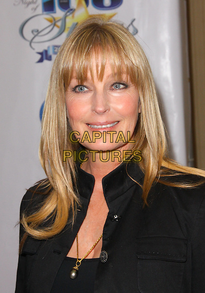 BO DEREK.Night of 100 Stars - Arrivals held at the Beverly Hills Hotel, Beverly Hills, California, USA..March 7th, 2010.headshot portrait black .CAP/ADM/TC.©T. Conrad/AdMedia/Capital Pictures.
