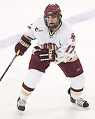 Joe Rooney - The Boston College Eagles completed a shutout sweep of the University of Vermont Catamounts on Saturday, January 21, 2006 by defeating Vermont 3-0 at Conte Forum in Chestnut Hill, MA.