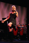 Ilene Kristen OLTL performs at VintAGE: Celebrating Women Artists Over 40 - The New York Coalition of Professional Women in the Arts & Media, INC. in association with American Federation of Television & Radio Artists and the Screen Actors Guild presents VintAGE on March 1, 2010 at Peter Norton Symphony Space, New York City, New York. (Photo by Sue Coflin/Max Photos)