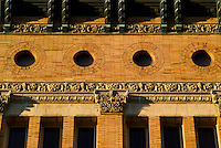 Ornate detail on Tacoma's Italian Renaissance style Old City Hall